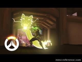 Vidéo Overwatch - Les capacités de ninja de Genji