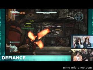 Vidéo Defiance - Livestream du mmo le 31 juillet 2015