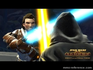Vidéo SWTOR - L'extension Knights of the Eternal Throne