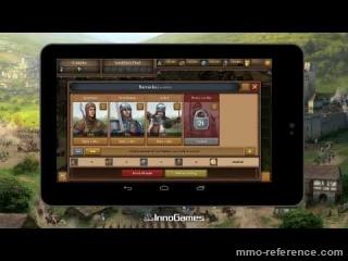 Vidéo Jouer à Tribal wars 2 en ligne - Le système d'unité