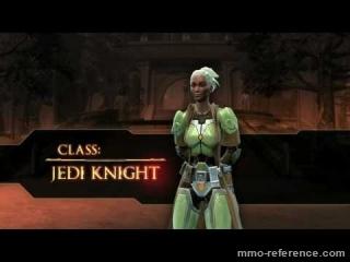 Vidéo SWTOR - Jouer la classe du chevalier Jedi