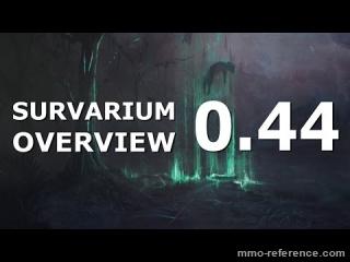 Vidéo Survarium - Aperçu des nouveautés de la mise à jour 0.44