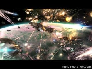 Vidéo Infinity Battlescape - Plusieurs scènes de combat