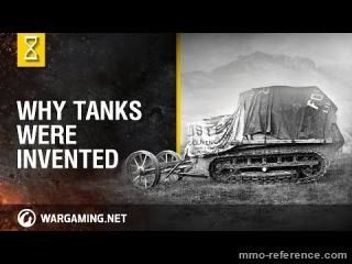Vidéo L'histoire des Tanks avec World of Tanks