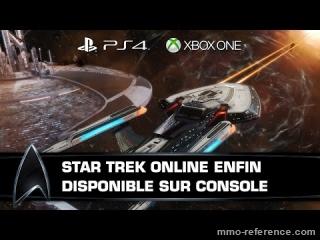 Vidéo Lancement Star Trek Online sur consoles