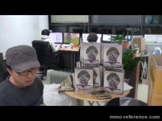 Vidéo Tree of Life - Interview pour la campagne kickstarter