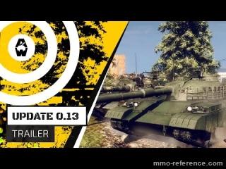 Vidéo Armored Warfare - La mise à jour 0.13 arrive avec ses nouveautés