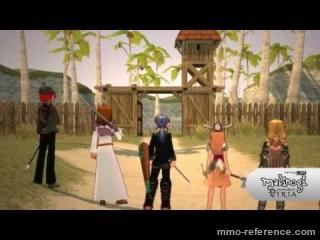 Vidéo Mabinogi - Deuxième trailer de Pioneers of Iria