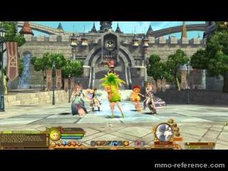 Vidéo Ragnarok Online 2 - Harlem Shake des personnages