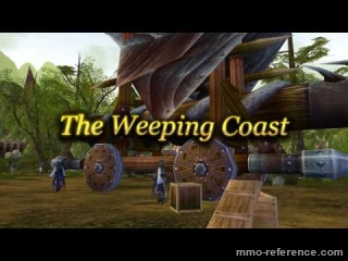 Vidéo Runes of Magic - Patch de la nouvelle zone de The Weeping Coast