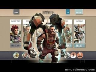 Vidéo Aerena - Clash of Champions - Trailer Alpha du MOBA steampunk stratégique
