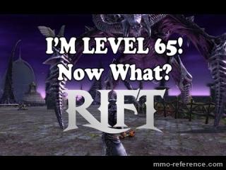 Vidéo Rift - Personnage niveau 65