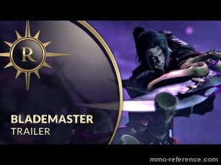 Vidéo Revelation Online - La classe de Blademaster