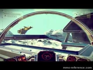 Vidéo No Man's Sky - Trailer du jeu en ligne le plus attendu !