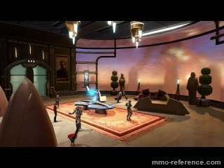 Vidéo SWTOR - Bande-annonce de Galactic Strongholds