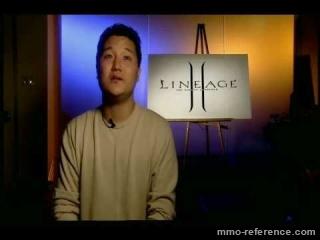 Vidéo Lineage 2 - Studio d'enregistrement du jeu !