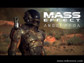 Vidéo Mass Effect Andromeda - Une nouvelle galaxie à explorer