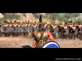 Vidéo Total War Arena - Trailer du meilleur jeu de stratégie en ligne par équipe