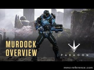 Vidéo Paragon - Découvrez le héros Murdock
