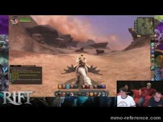 Vidéo Rift - Livestream mmorpg du 19 aout 2016