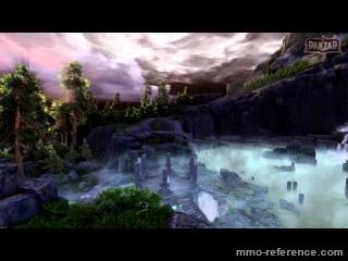 Vidéo Panzar - Nouvelle carte à jouer Elven Pier