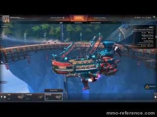 Vidéo Comment rejoindre une bataille dans Cloud pirates ?