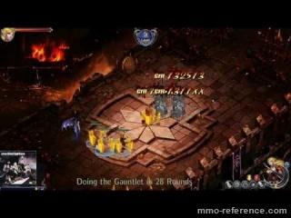 Vidéo Winterfrost Legacy - Aperçu d'un combat d'un joueur