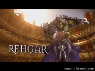 Vidéo Heroes of the Storm - Présentation du héros Rehgar