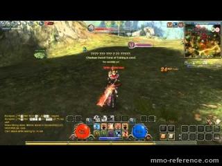 Vidéo Yulgang 2 - GamePlay de la classe du guerrier
