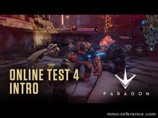 Vidéo Paragon - Les nouvelles fonctionnalités de l'alpha