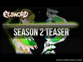 Vidéo Elsword - Teaser de la saison 2 du jeu