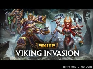 Vidéo Smite - L'invasion des vikings