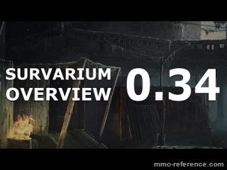 Vidéo Survarium - Aperçu des nouveautés de la mise à jour 0.34