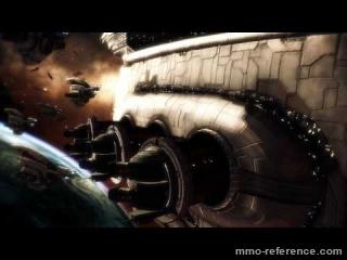 Vidéo Trailer du MMORPG EVE Online Dominion