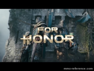 Vidéo For honor - Trailer - Entrez dans le chaos d'une guerre