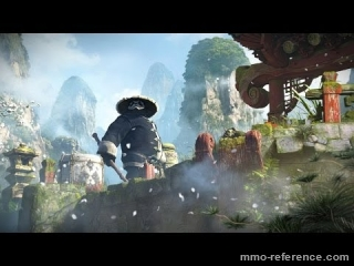 Vidéo Wow - Mists of Pandaria - Cinématique de l'extention du mmorpg