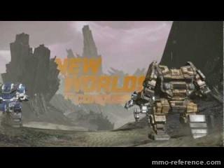 Vidéo MechWarrior Online - Trailer de Go Ballistic
