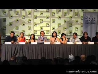 Vidéo Defiance - Comic con 2012 #3