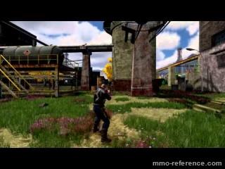 Vidéo Pangaea - Test de l'environnement du jeu