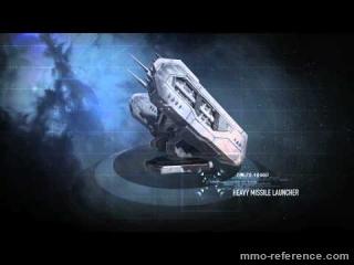 Vidéo MMORPG EVE Online Castor - Aperçu des nouveaux effets