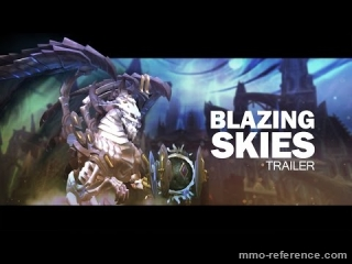 Vidéo Allods Online 7.0.2  - Trailer officiel de Blazing Skies