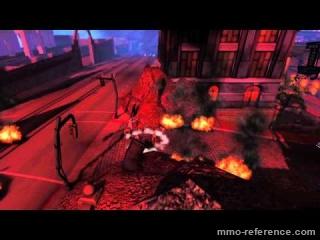 Vidéo Champions Online - La puissance des armes