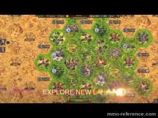 Vidéo Elvenar - Trailer du jeu de construction de ville fantasy