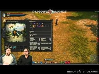 Vidéo Dragon's Prophet - L'artisanat dans le jeu
