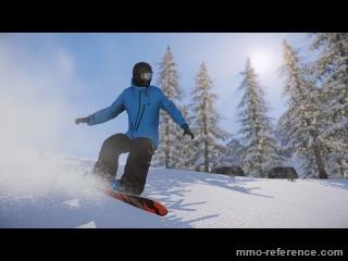 Vidéo Snow - Le snowboard et les motoneiges sont enfin là !