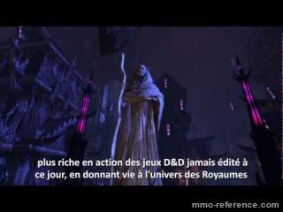 Vidéo Découvrir Neverwinter en Français maintenant