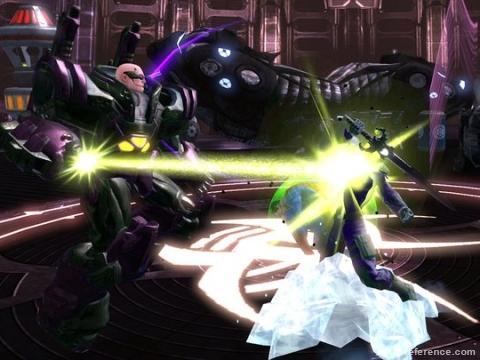 DC Universe Online - Combats pour la lumière