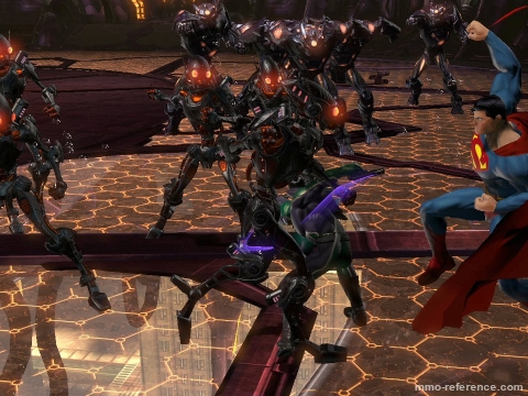DC Universe Online - Furie
