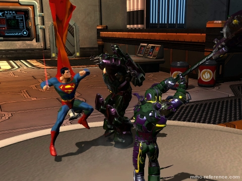 DC Universe Online - Guerre de la Lumière