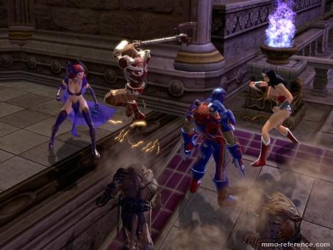 DC Universe Online - Main du Destin